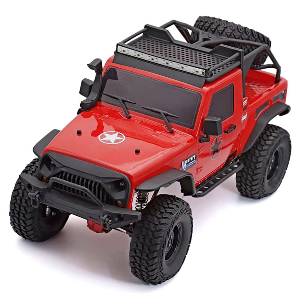 rc-cars RGT EX86100 PRO Kit 1/10 2.4G 4WD Rc Car Electric Climbing Rock Crawler without Electronic Parts RC1458990 7