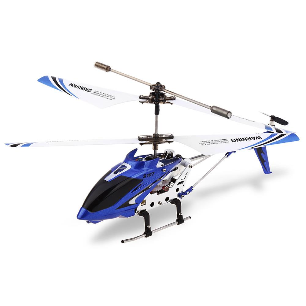 rc-helicopter SYMA S107G 3CH Infrared Mini RC Helicopter With Gyro RTF RC1461115
