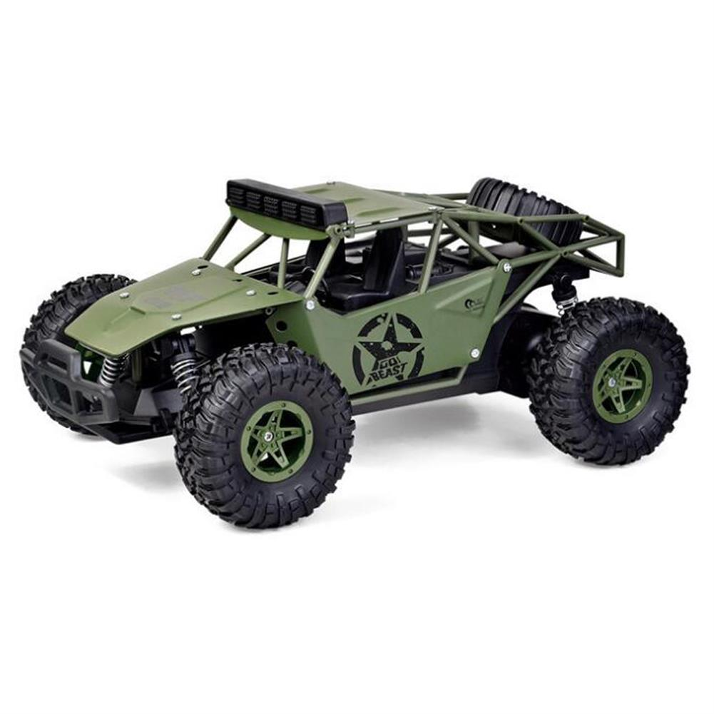 rc-cars Subotech BG1527 1/16 2.4GHz Alloy Warwolf RC Car Crawler Vehicle Models RC1461906