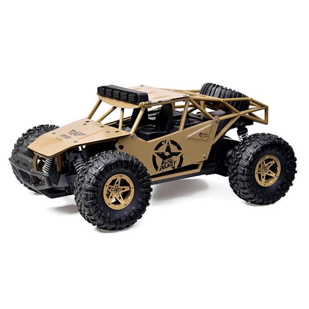 rc-cars Subotech BG1527 1/16 2.4GHz Alloy Warwolf RC Car Crawler Vehicle Models RC1461906 1