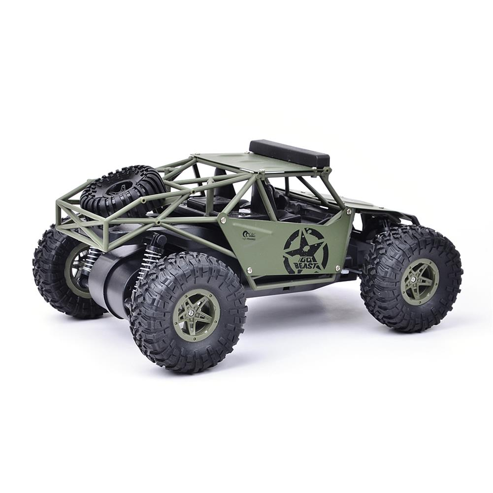 rc-cars Subotech BG1527 1/16 2.4GHz Alloy Warwolf RC Car Crawler Vehicle Models RC1461906 2