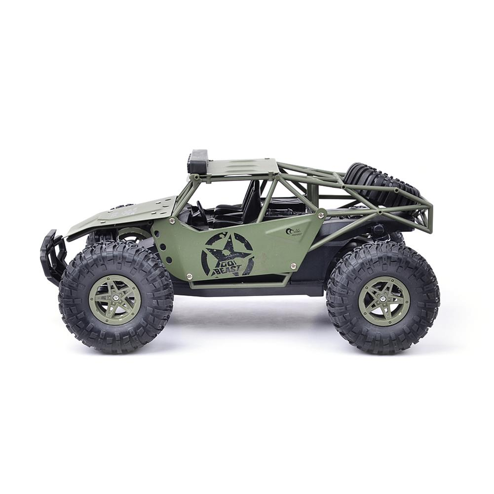 rc-cars Subotech BG1527 1/16 2.4GHz Alloy Warwolf RC Car Crawler Vehicle Models RC1461906 3