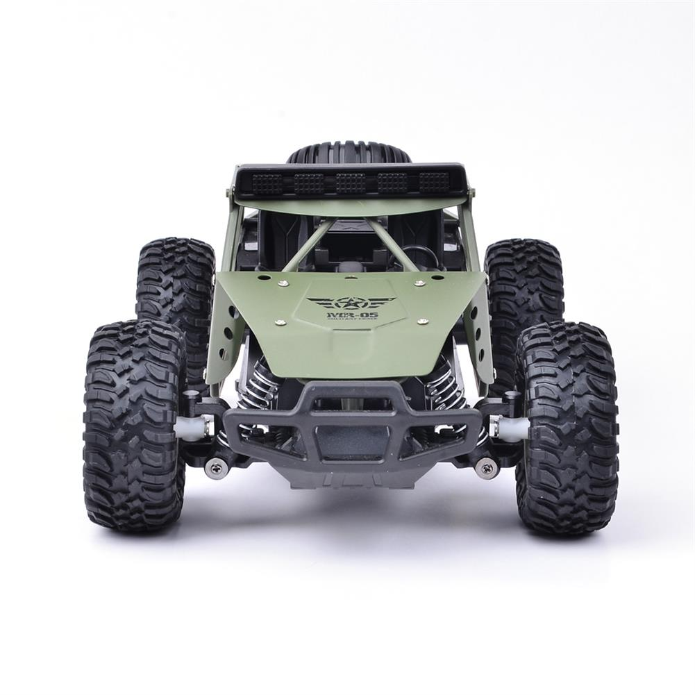 rc-cars Subotech BG1527 1/16 2.4GHz Alloy Warwolf RC Car Crawler Vehicle Models RC1461906 4