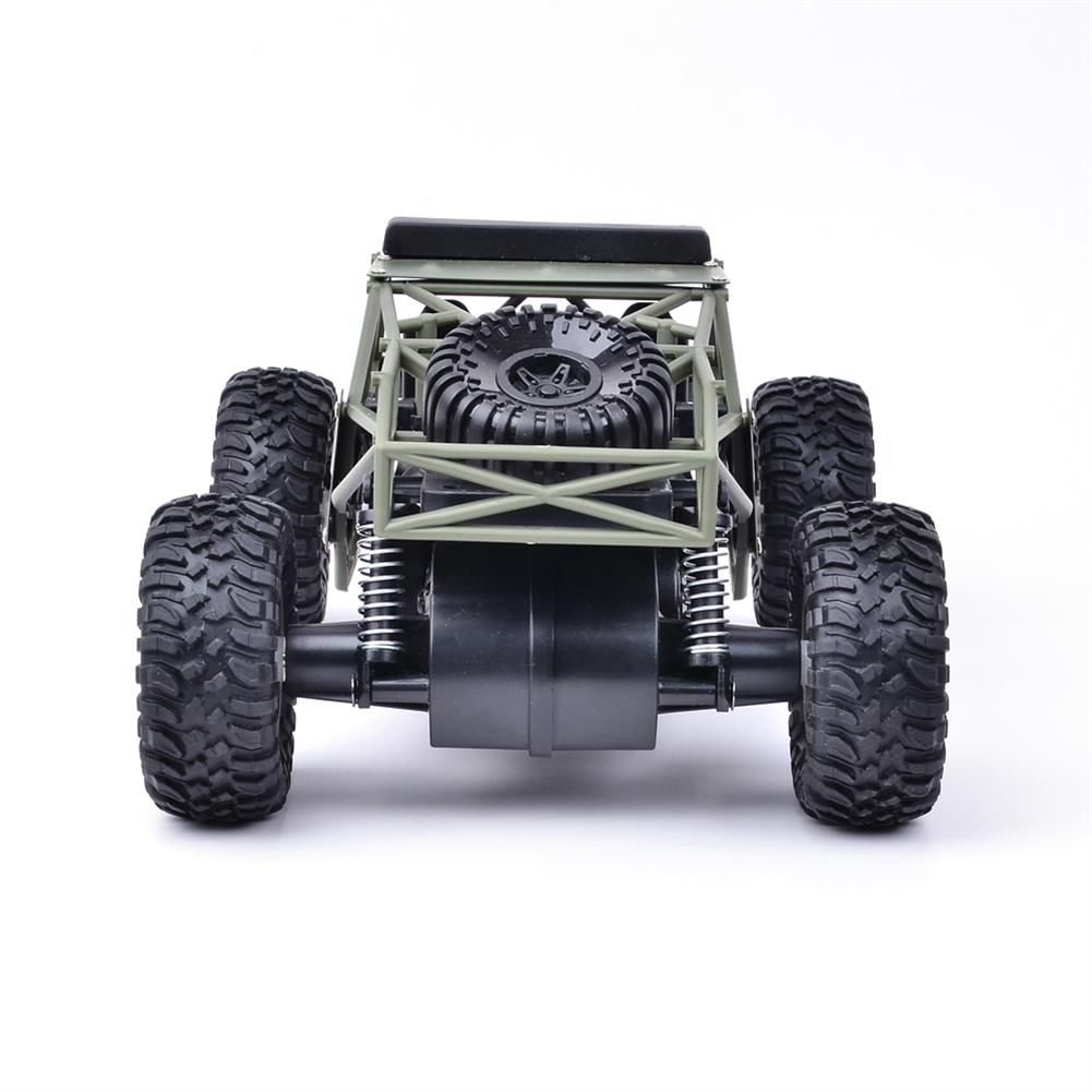 rc-cars Subotech BG1527 1/16 2.4GHz Alloy Warwolf RC Car Crawler Vehicle Models RC1461906 5