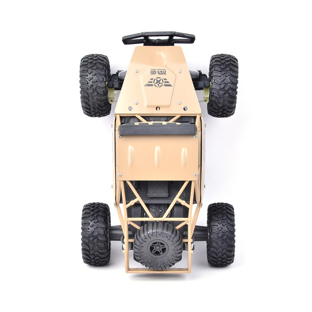 rc-cars Subotech BG1527 1/16 2.4GHz Alloy Warwolf RC Car Crawler Vehicle Models RC1461906 6