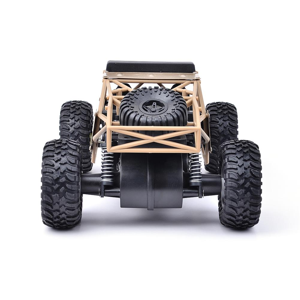 rc-cars Subotech BG1527 1/16 2.4GHz Alloy Warwolf RC Car Crawler Vehicle Models RC1461906 8