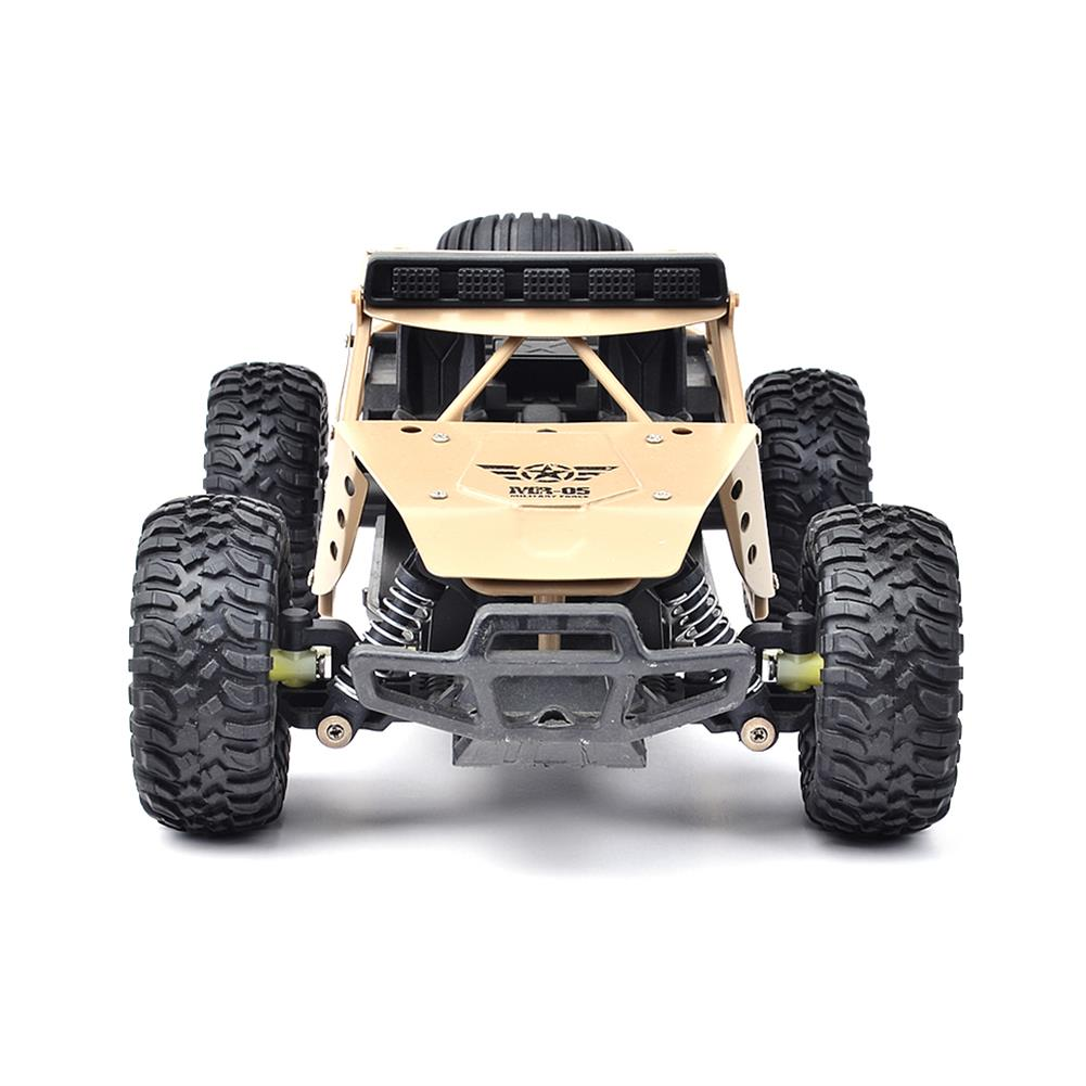 rc-cars Subotech BG1527 1/16 2.4GHz Alloy Warwolf RC Car Crawler Vehicle Models RC1461906 9