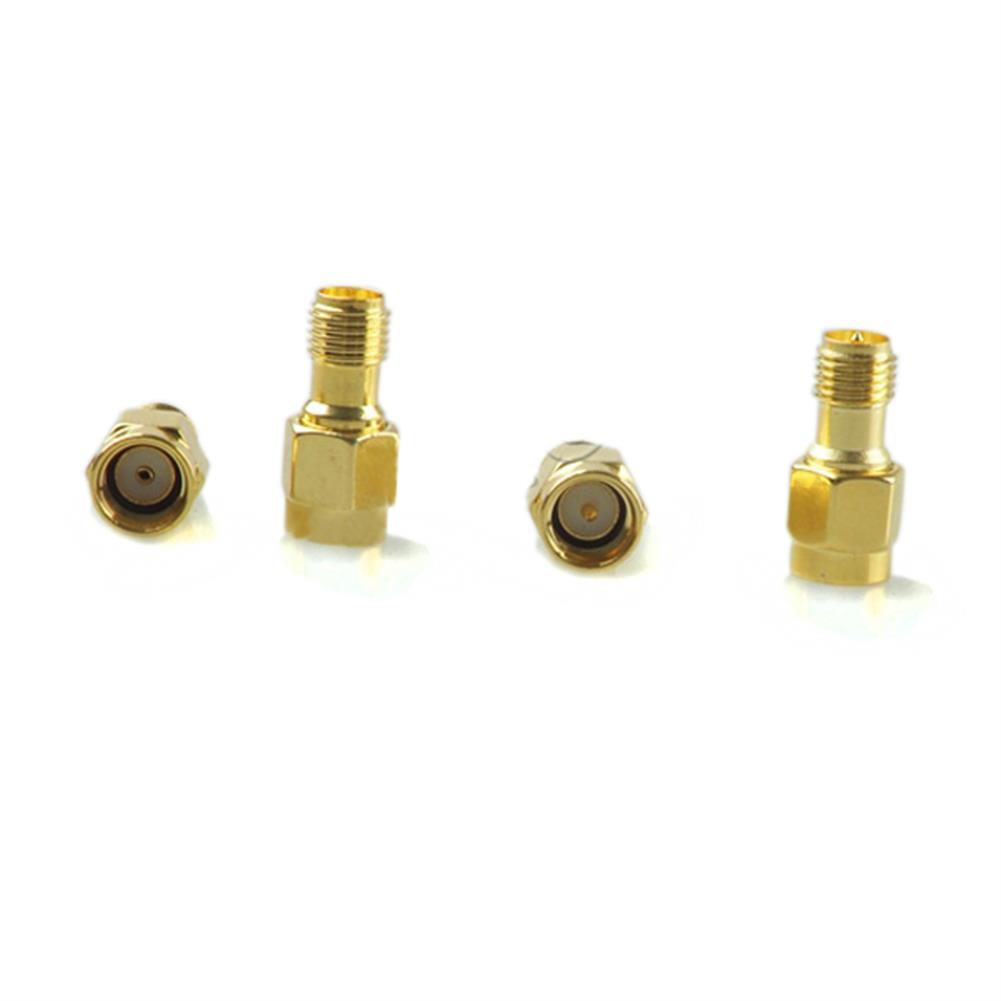 connector-cable-wire FPV Aerial 5.8G Clover Antenna Mushroom Antenna Gain SMA Connector RC907942 2