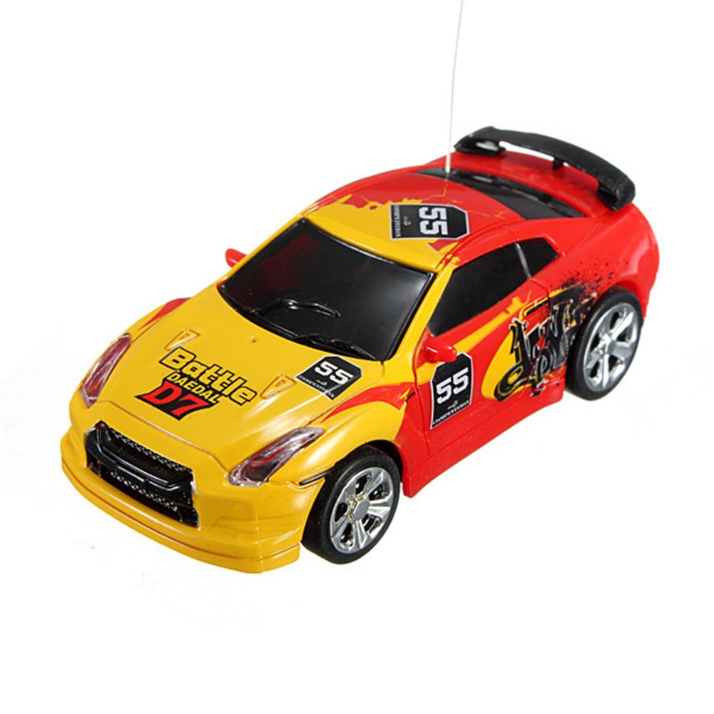 rc-cars Shenqiwei Coke Can Mini 1/58 4CH Mini Rc Car RC915278 2