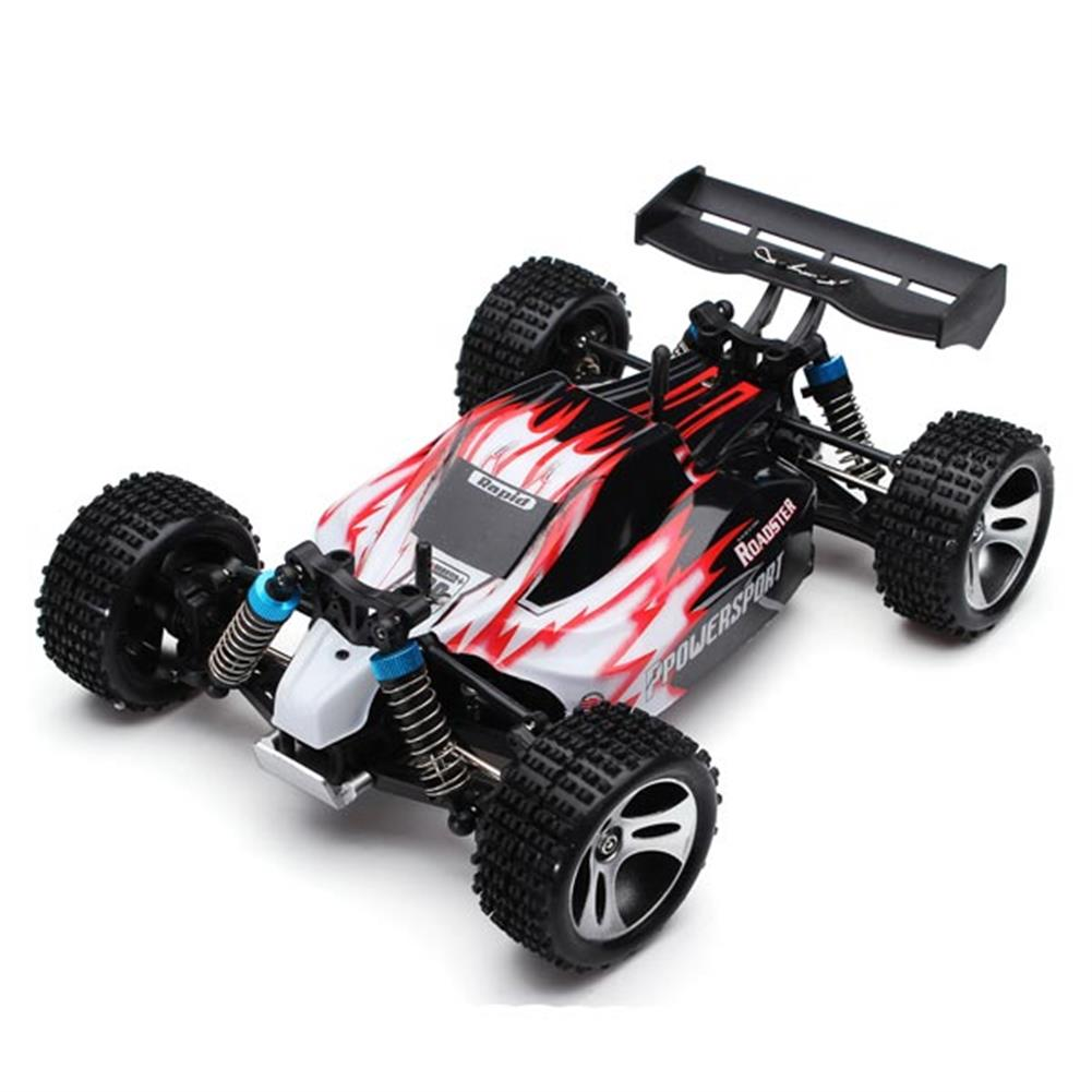 rc-cars Wltoys A959 Rc Car 1/18 2.4G 4WD Off Road Buggy Truck RTR Toy RC916961