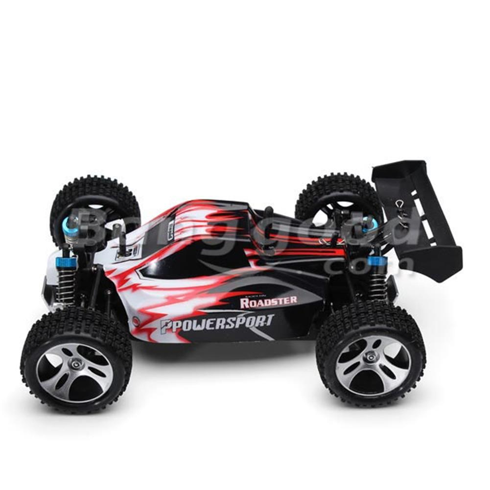 rc-cars Wltoys A959 Rc Car 1/18 2.4G 4WD Off Road Buggy Truck RTR Toy RC916961 1