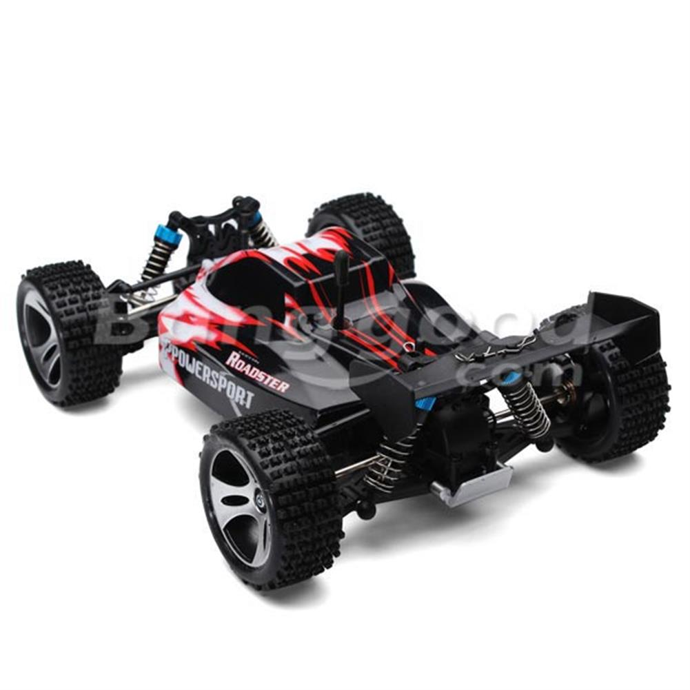 rc-cars Wltoys A959 Rc Car 1/18 2.4G 4WD Off Road Buggy Truck RTR Toy RC916961 2