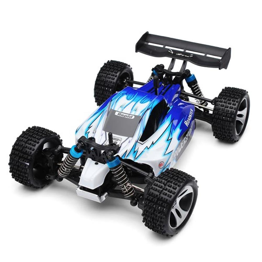 rc-cars Wltoys A959 Rc Car 1/18 2.4G 4WD Off Road Buggy Truck RTR Toy RC916961 3