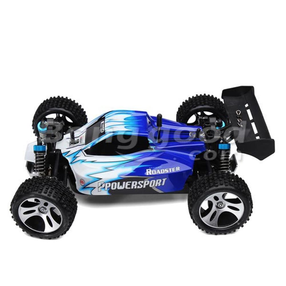 rc-cars Wltoys A959 Rc Car 1/18 2.4G 4WD Off Road Buggy Truck RTR Toy RC916961 4