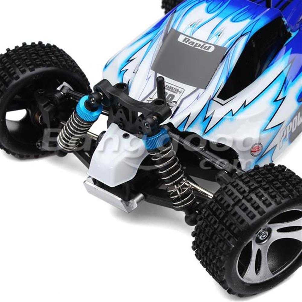 rc-cars Wltoys A959 Rc Car 1/18 2.4G 4WD Off Road Buggy Truck RTR Toy RC916961 5