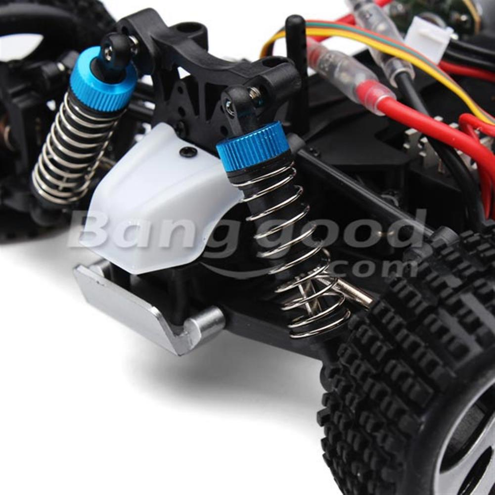 rc-cars Wltoys A959 Rc Car 1/18 2.4G 4WD Off Road Buggy Truck RTR Toy RC916961 8