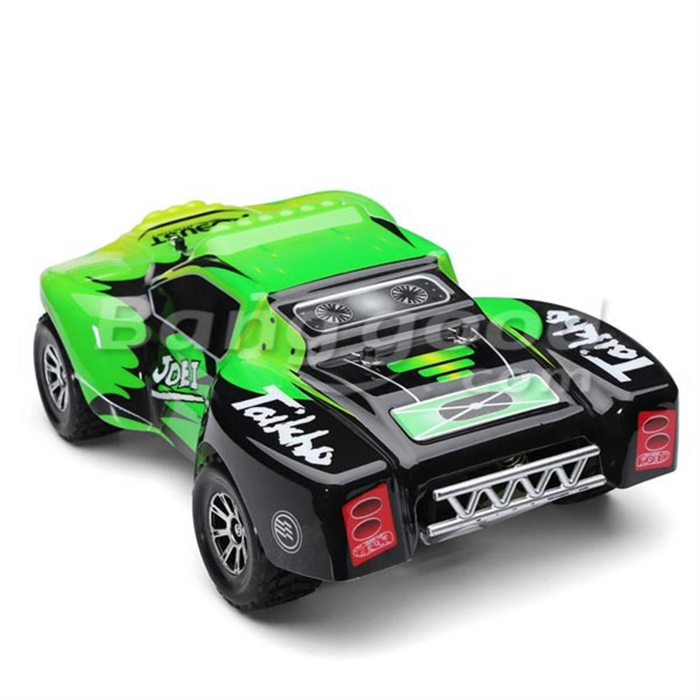 rc-cars Wltoys A969 Rc Car 1/18 2.4Gh 4WD Short Course Truck RC916962 2