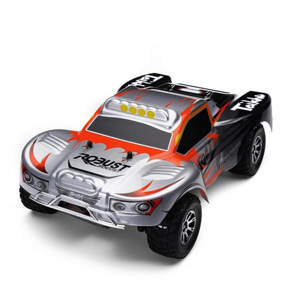 rc-cars Wltoys A969 Rc Car 1/18 2.4Gh 4WD Short Course Truck RC916962 3