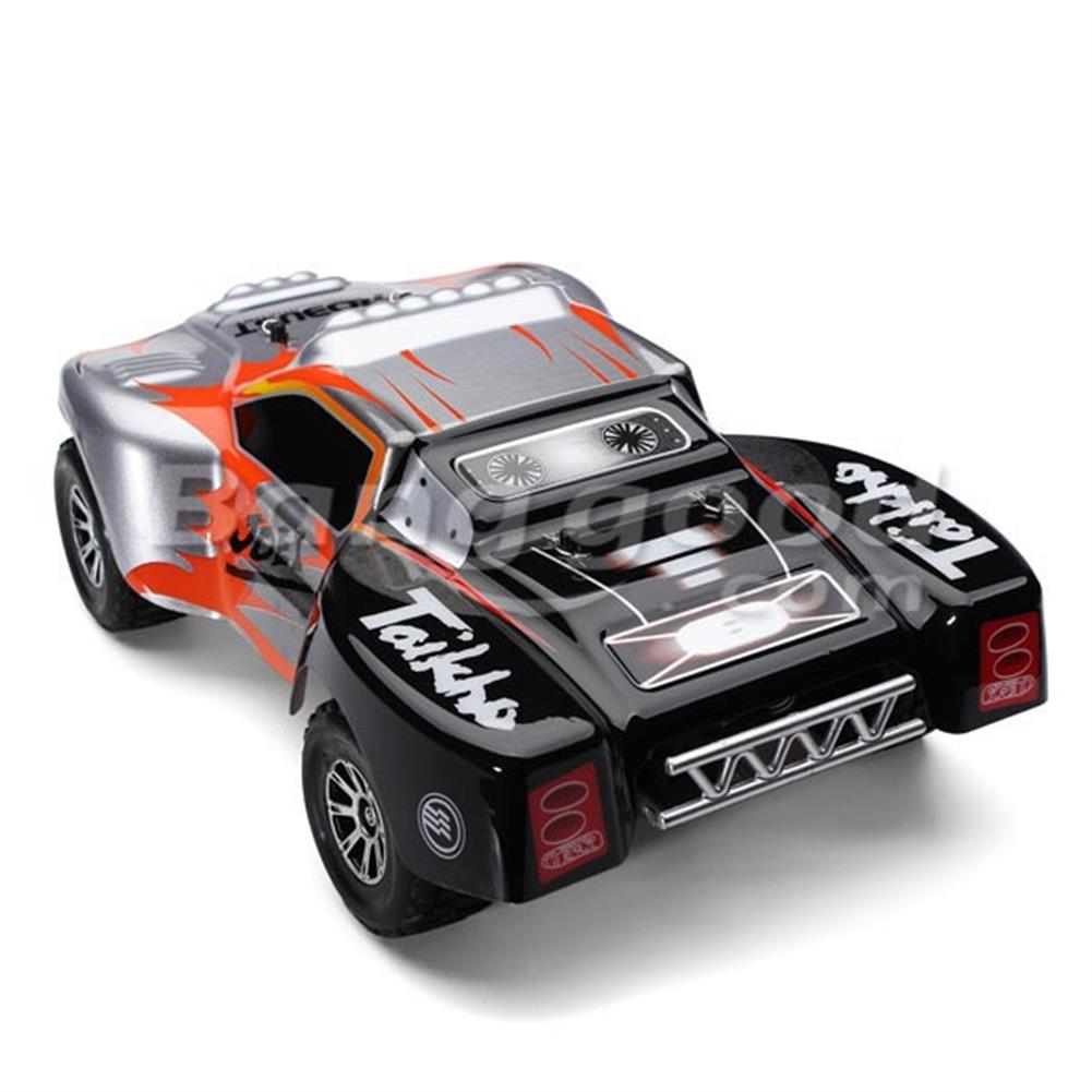 rc-cars Wltoys A969 Rc Car 1/18 2.4Gh 4WD Short Course Truck RC916962 6
