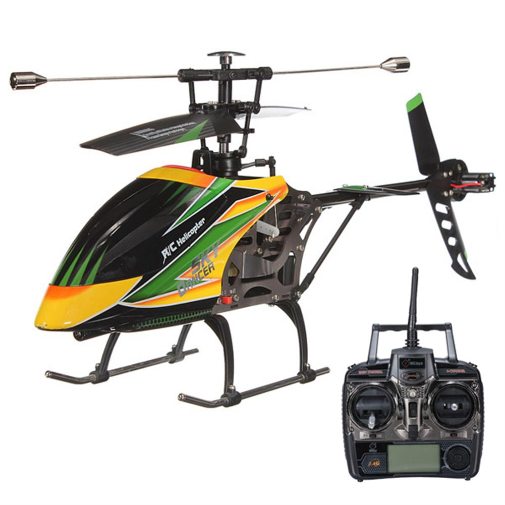 rc-helicopter WLtoys V912 4CH Brushless RC Helicopter With Gyro RTF RC922661