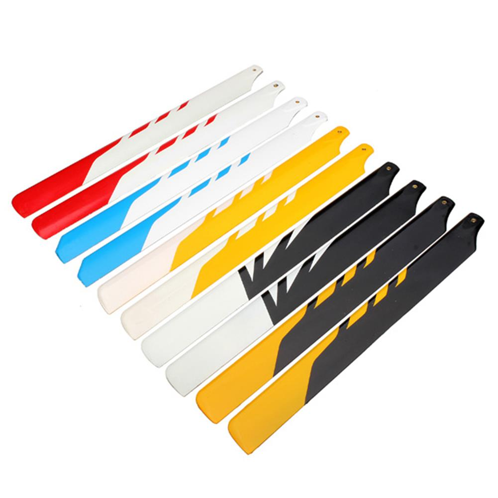rc-helicopter-parts Aglin TREX 450 RC Helicopter Accessories 325MM Fiber Glass Main Blade RC938164