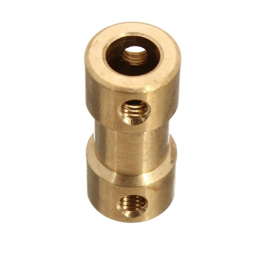 rc-boat-parts 2mm/2.3mm/3mm/3.17mm/4mm/5mm Copper Coupler For RC Boat RC943629