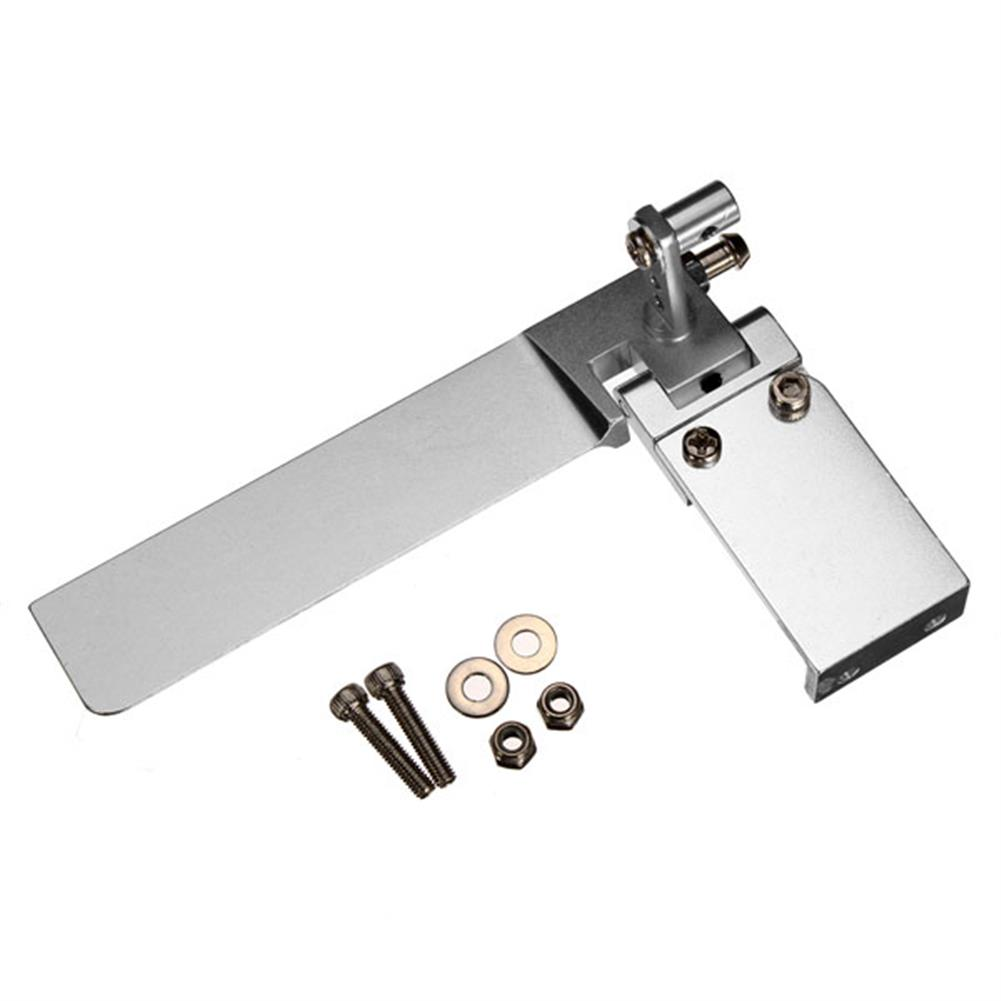 rc-boat-parts Metal Water Rudder Set For RC Boat 95/130mm RC943790