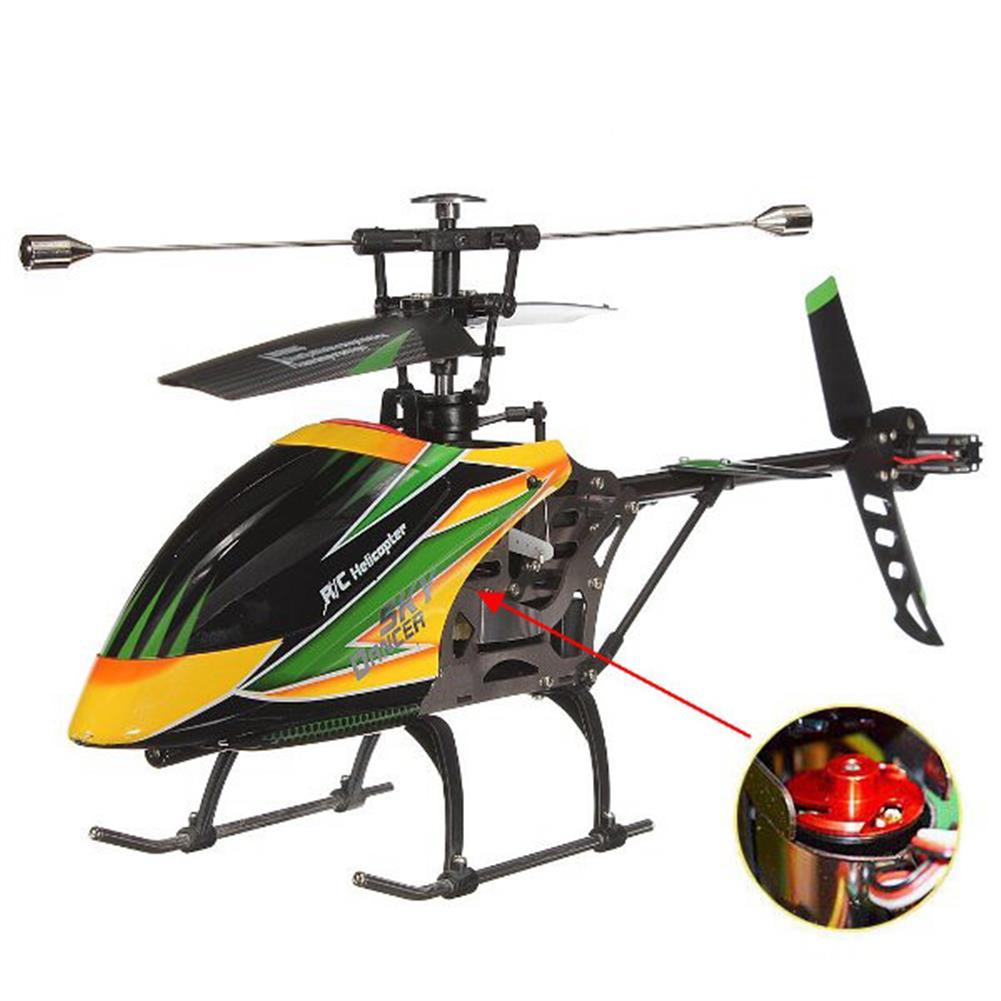 rc-helicopter WLtoys V912 4CH Brushless RC Helicopter With Gyro BNF RC945113