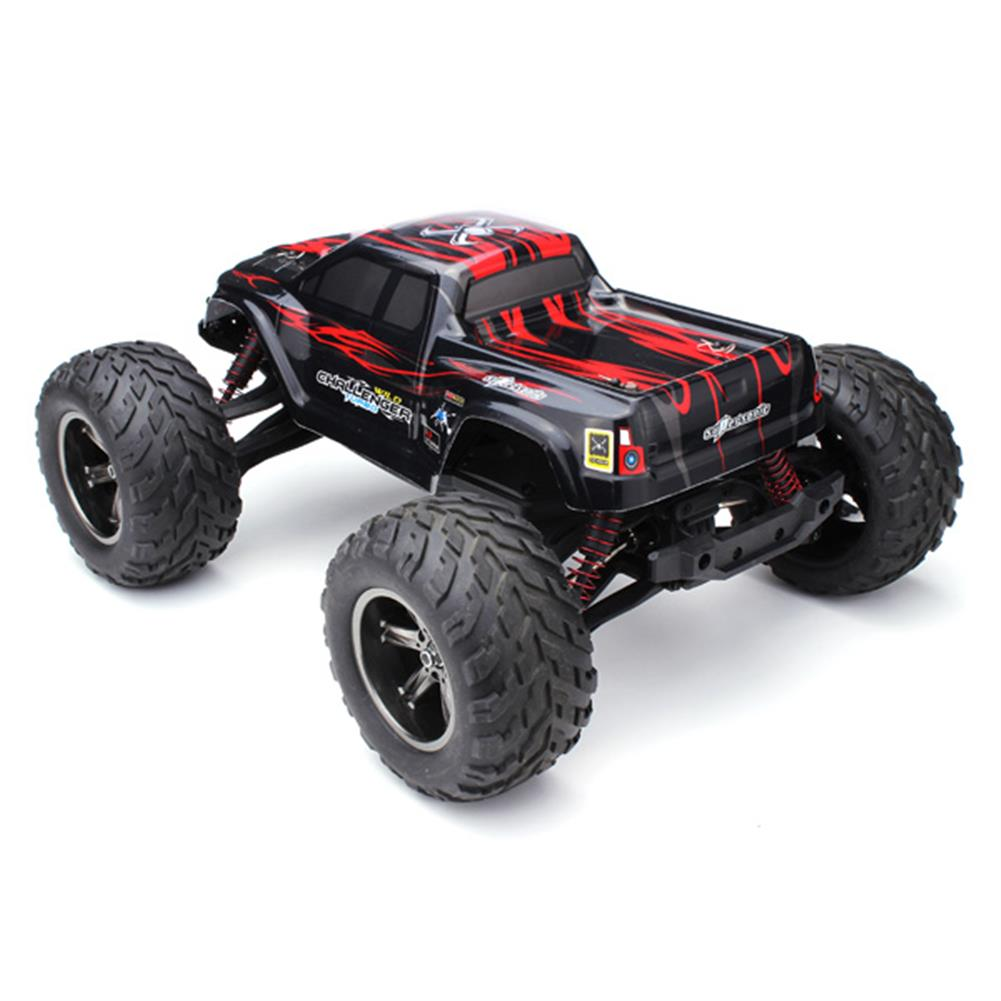 rc-cars 9115 1/12 2.4GHz 2WD Brushed RC Monster Truck RTR RC965765 3