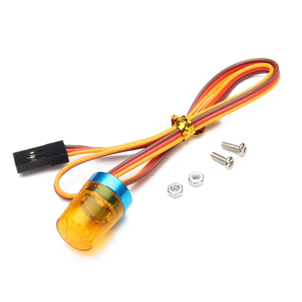 rc-car-parts AUSTAR LED Light Warning/Ambulance Aluminum Alloy Pedestal 13*18mm CH3 Control RC976970
