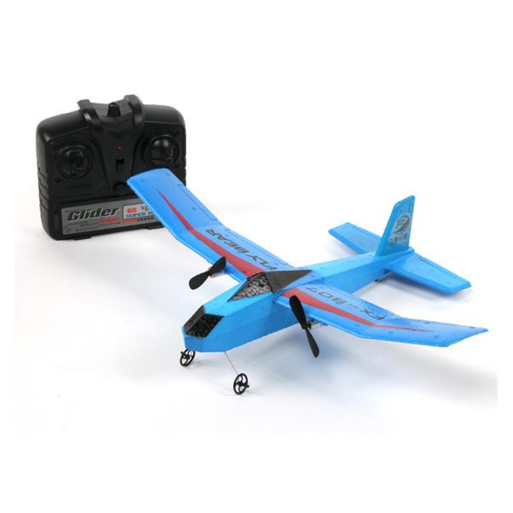 rc-airplane Fly Bear FX-802 FX-805 FX-807 2.4G 2CH 310mm EPP RC Glider Airplane RTF RC982838
