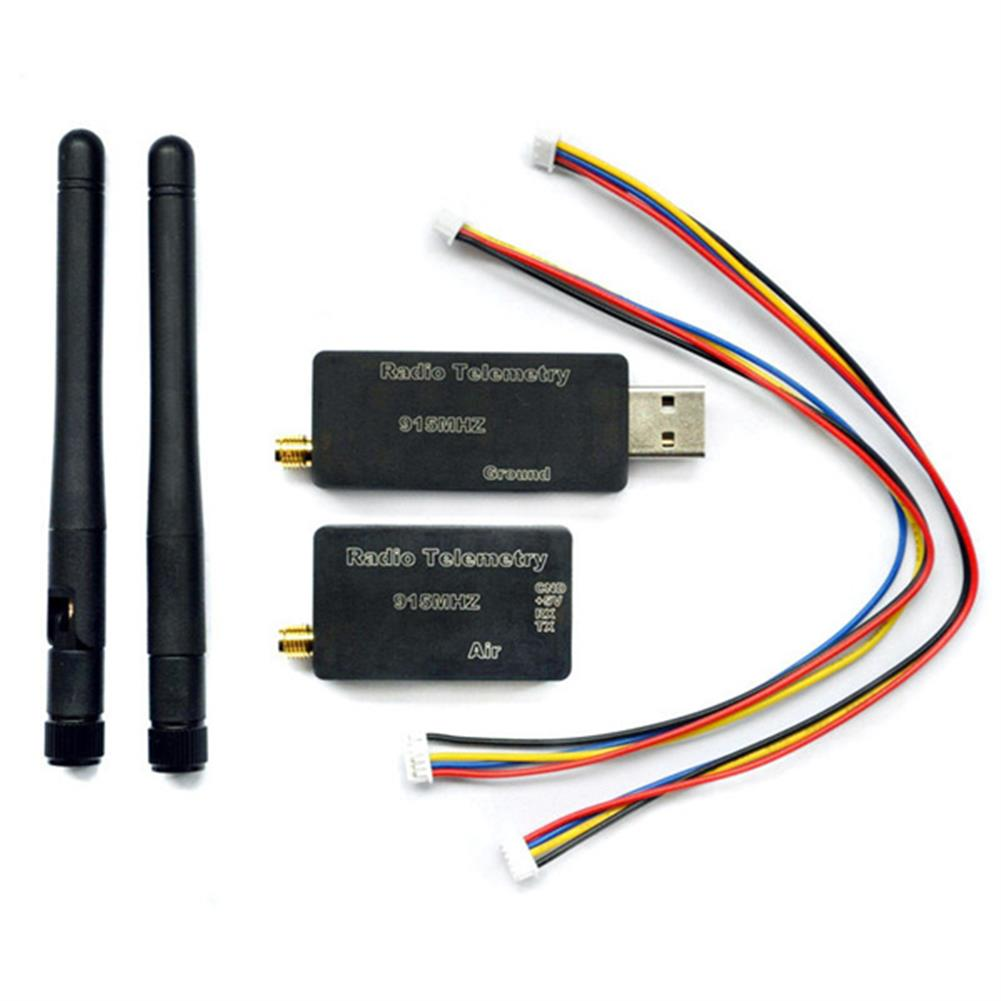 multi-rotor-parts 3DR Radio Telemetry Kit With Case 433MHZ 915MHZ For MWC APM PX4 Pixhawk for RC Drone FPV Racing RC984349