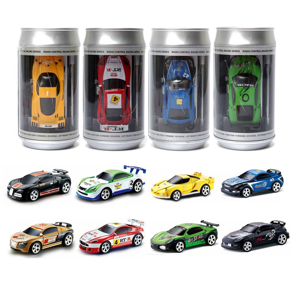 rc-cars Coke Can Mini Radio Remote Control Micro Racing RC Car RC986511
