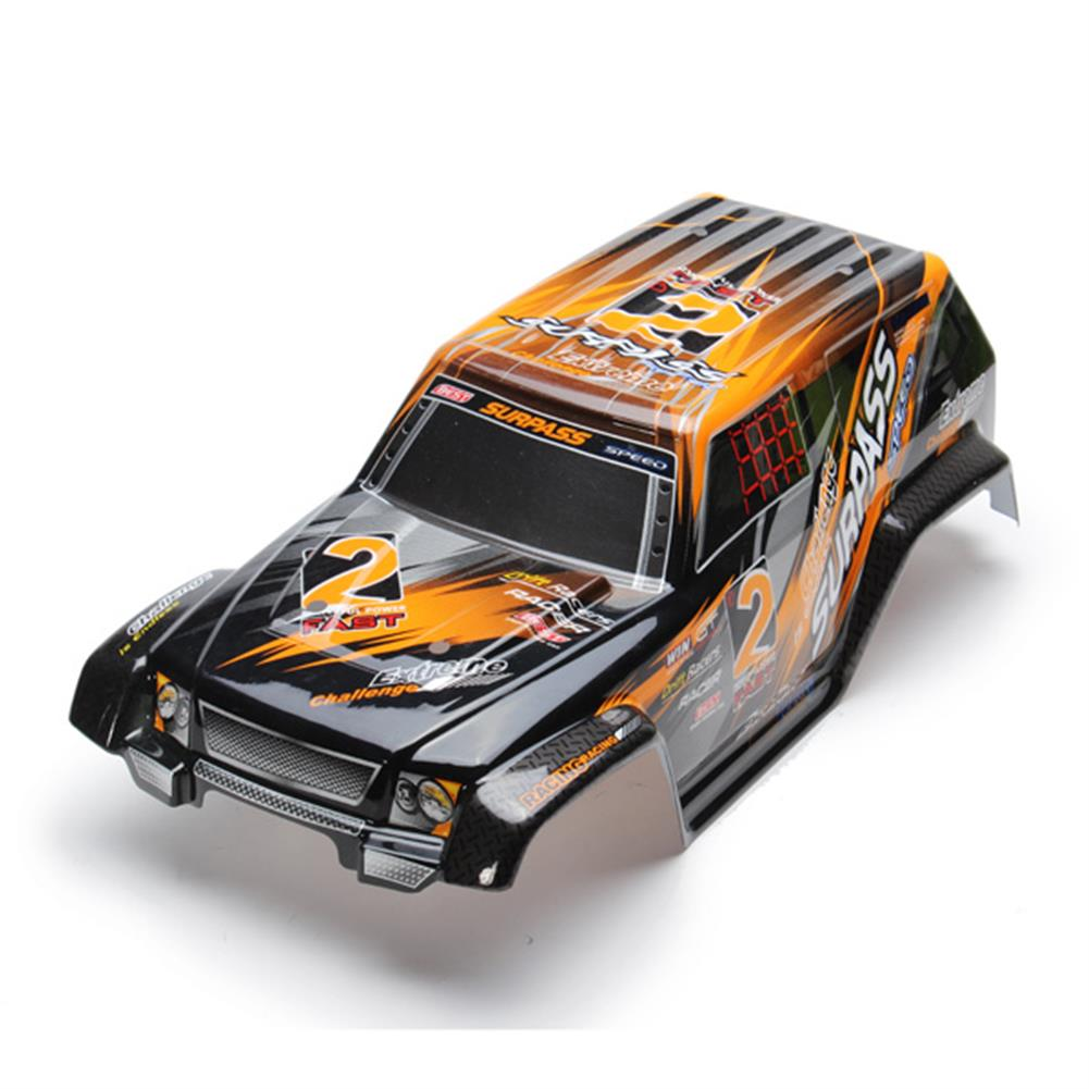 rc-car-parts FY-CK02 SUV Body Shell For FY-02 1/12 RC Cars Parts RC988795
