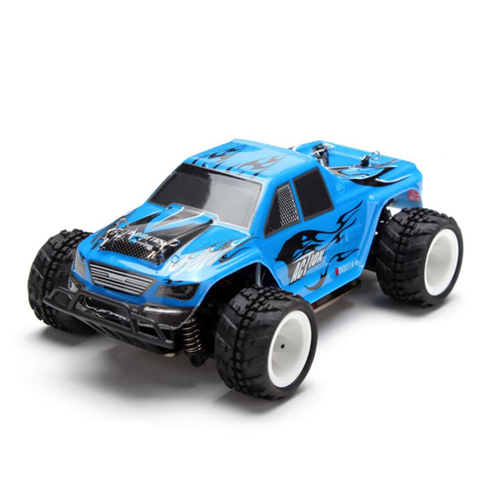 rc-cars WLtoys P929 1/28 2.4G RTR Electric 4WD Brushed Monster Truck RC Car RC988796