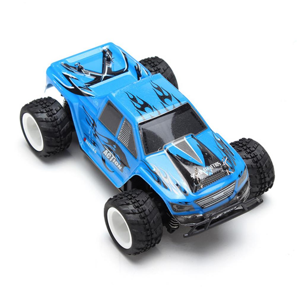 rc-cars WLtoys P929 1/28 2.4G RTR Electric 4WD Brushed Monster Truck RC Car RC988796 1