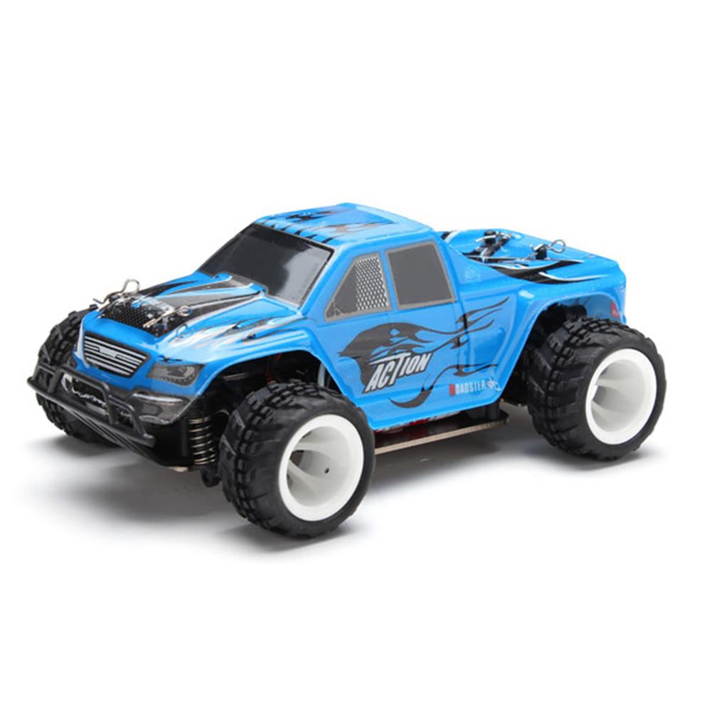 rc-cars WLtoys P929 1/28 2.4G RTR Electric 4WD Brushed Monster Truck RC Car RC988796 2