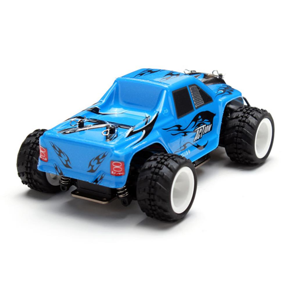 rc-cars WLtoys P929 1/28 2.4G RTR Electric 4WD Brushed Monster Truck RC Car RC988796 3
