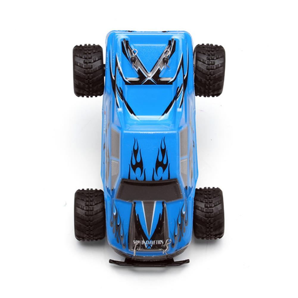 rc-cars WLtoys P929 1/28 2.4G RTR Electric 4WD Brushed Monster Truck RC Car RC988796 4