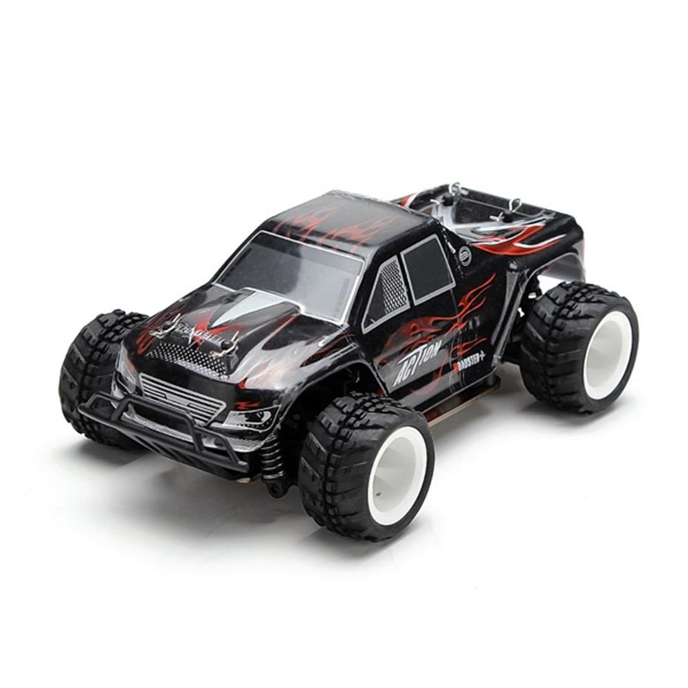 rc-cars WLtoys P929 1/28 2.4G RTR Electric 4WD Brushed Monster Truck RC Car RC988796 5