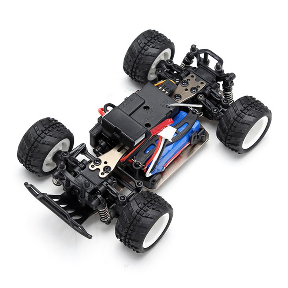 rc-cars WLtoys P929 1/28 2.4G RTR Electric 4WD Brushed Monster Truck RC Car RC988796 7