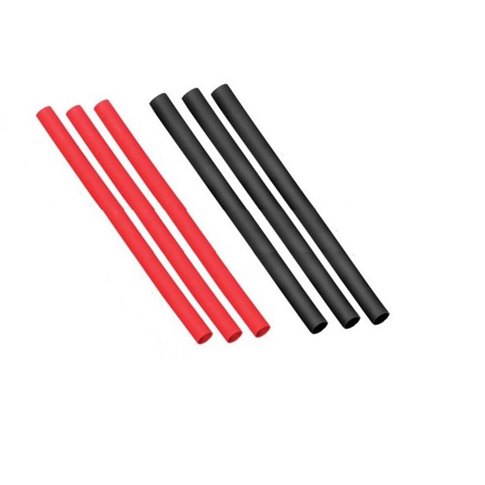 connector-cable-wire 6X 4mm 5mm 6mm V2 Heat Shrink Tube Tubing for Banana Plug RC990135