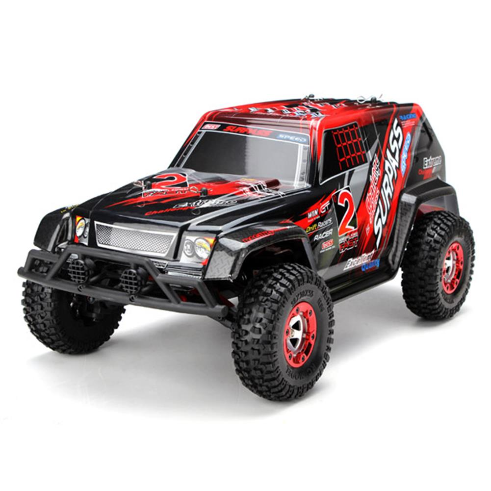 rc-cars Feiyue FY02 Extreme Change-2 Surpass Speed 1/12 2.4G 4WD SUV Off Road RC Car RC992825
