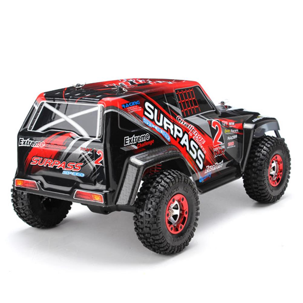 rc-cars Feiyue FY02 Extreme Change-2 Surpass Speed 1/12 2.4G 4WD SUV Off Road RC Car RC992825 1