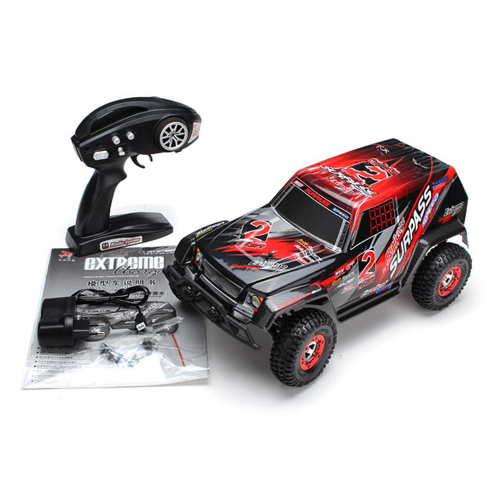 rc-cars Feiyue FY02 Extreme Change-2 Surpass Speed 1/12 2.4G 4WD SUV Off Road RC Car RC992825 2