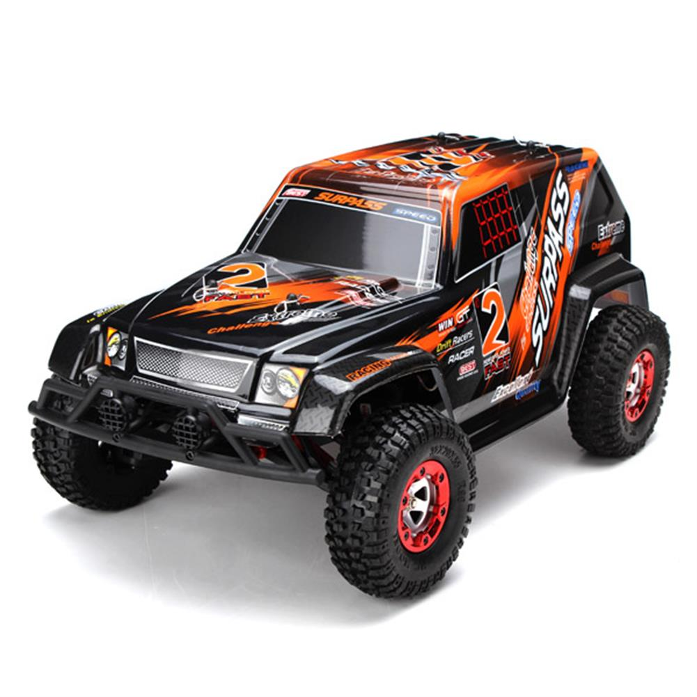 rc-cars Feiyue FY02 Extreme Change-2 Surpass Speed 1/12 2.4G 4WD SUV Off Road RC Car RC992825 3