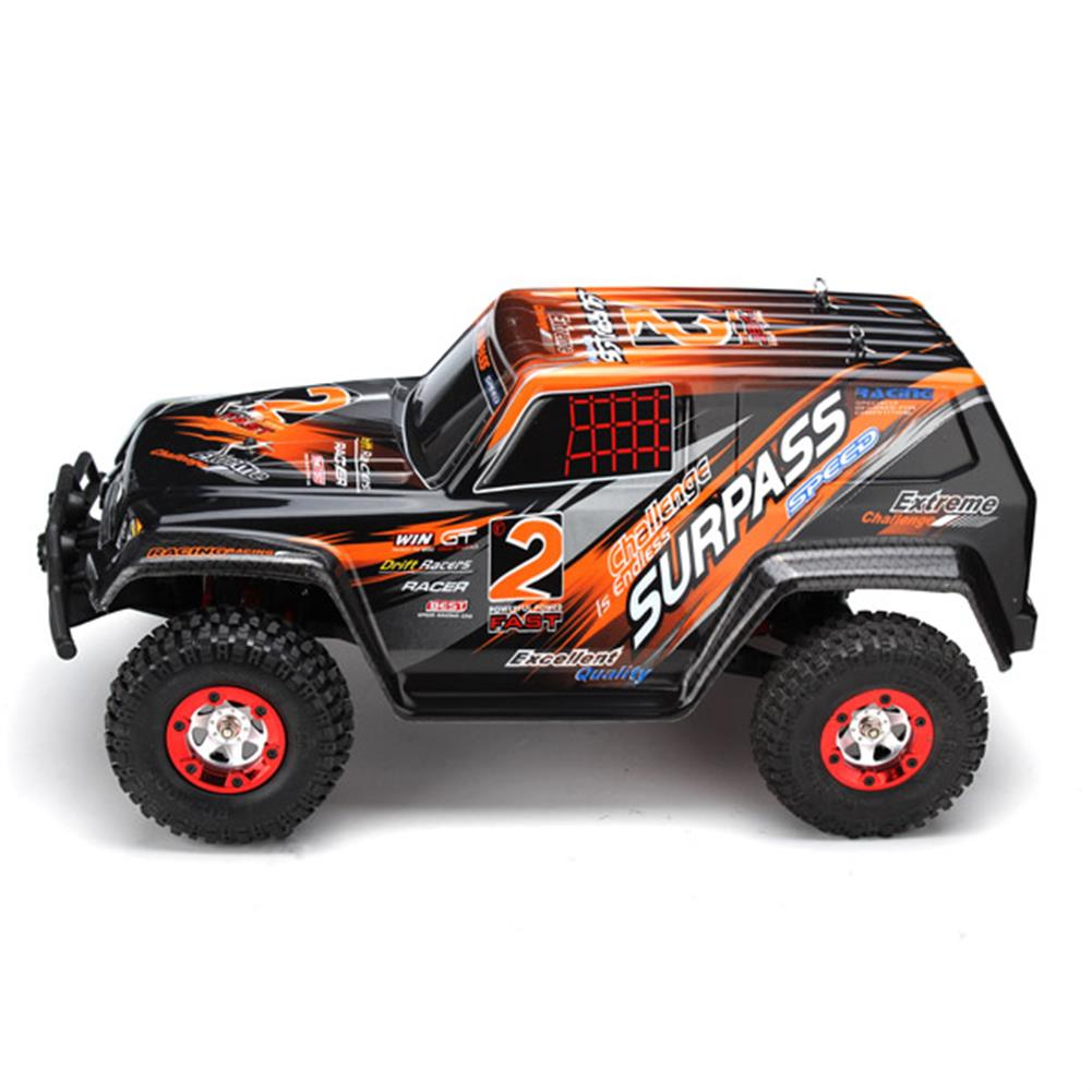 rc-cars Feiyue FY02 Extreme Change-2 Surpass Speed 1/12 2.4G 4WD SUV Off Road RC Car RC992825 4