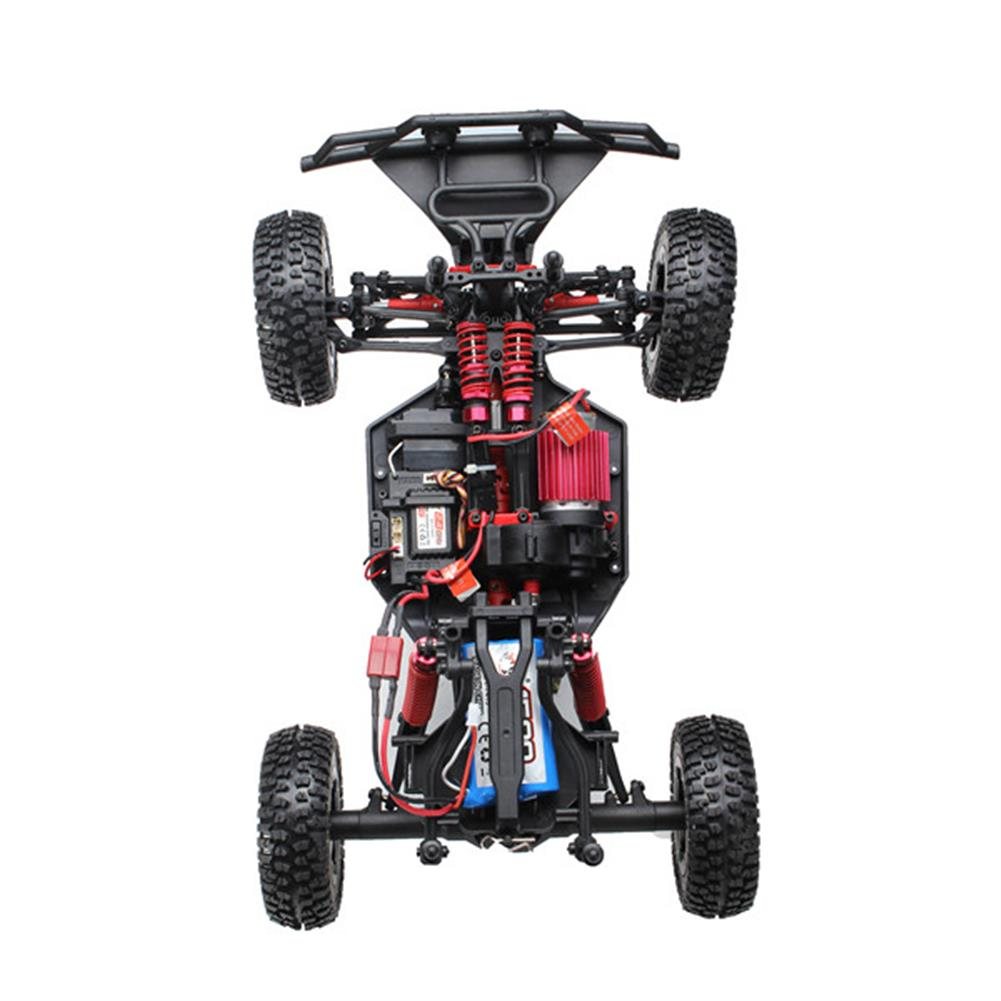 rc-cars Feiyue FY02 Extreme Change-2 Surpass Speed 1/12 2.4G 4WD SUV Off Road RC Car RC992825 7