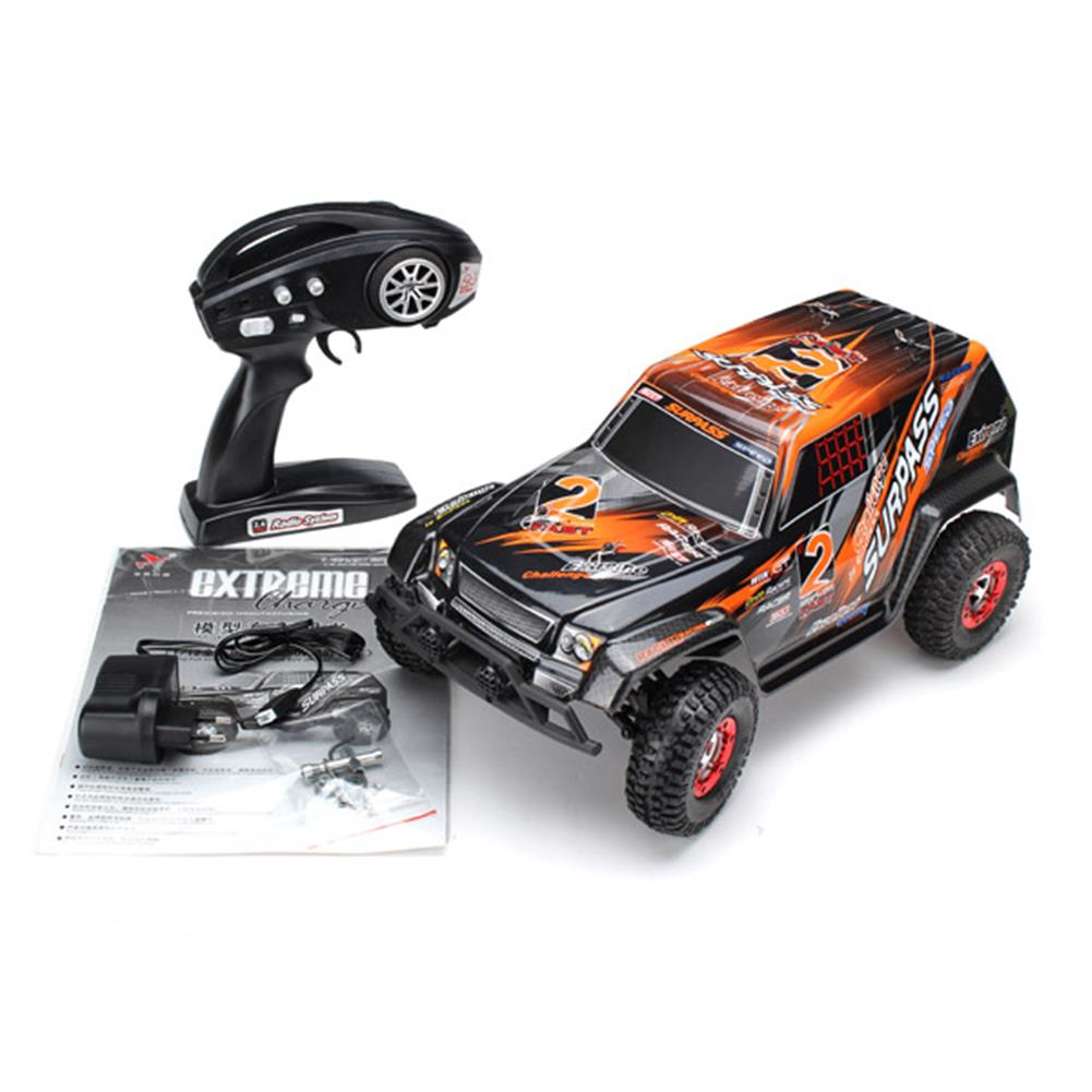 rc-cars Feiyue FY02 Extreme Change-2 Surpass Speed 1/12 2.4G 4WD SUV Off Road RC Car RC992825 8