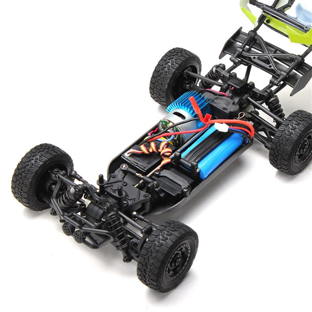 rc-cars HBX 1/18 RC Car 4WD Ratchet Off Road Sandrail Buggy 18856 RC1020512 3